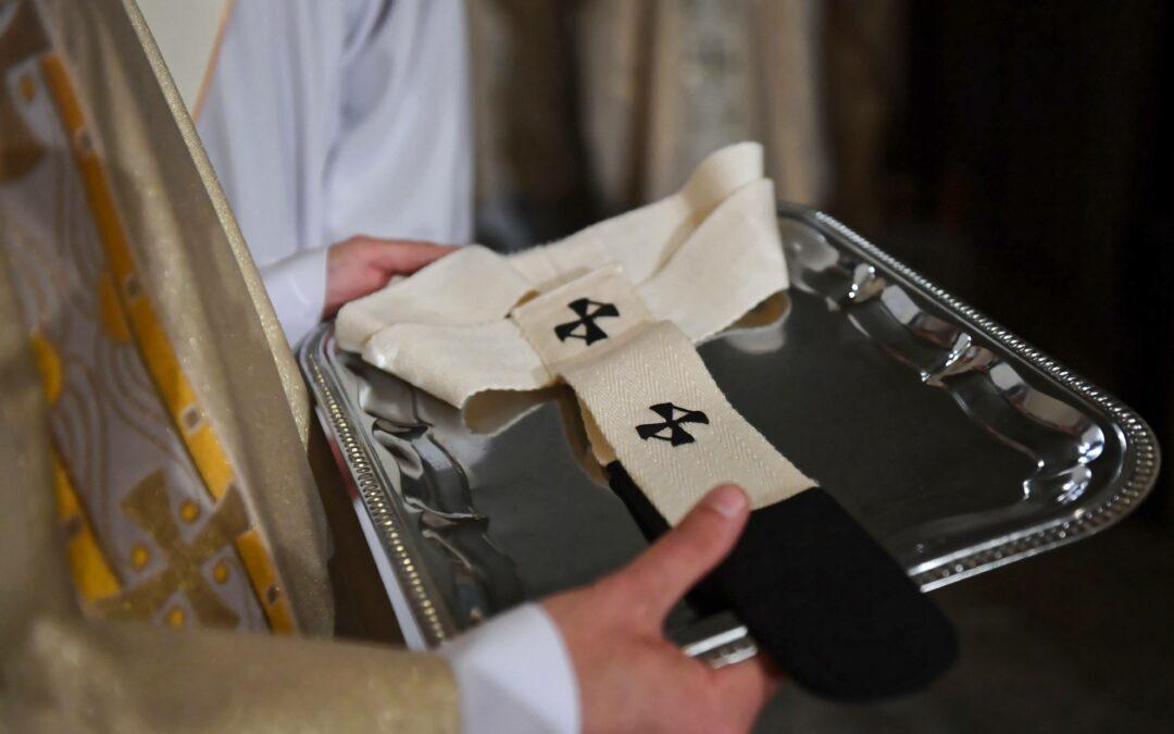 Watykan: abp Wojda otrzymał paliusz z rąk papieża