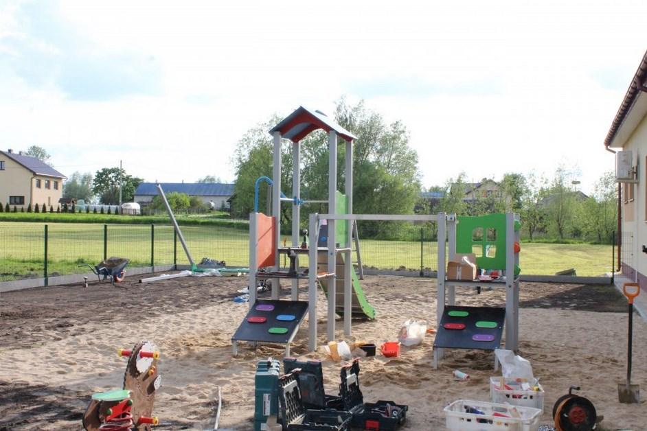 Gmina Czyżew: Dzieci będą miały nowy plac zabaw