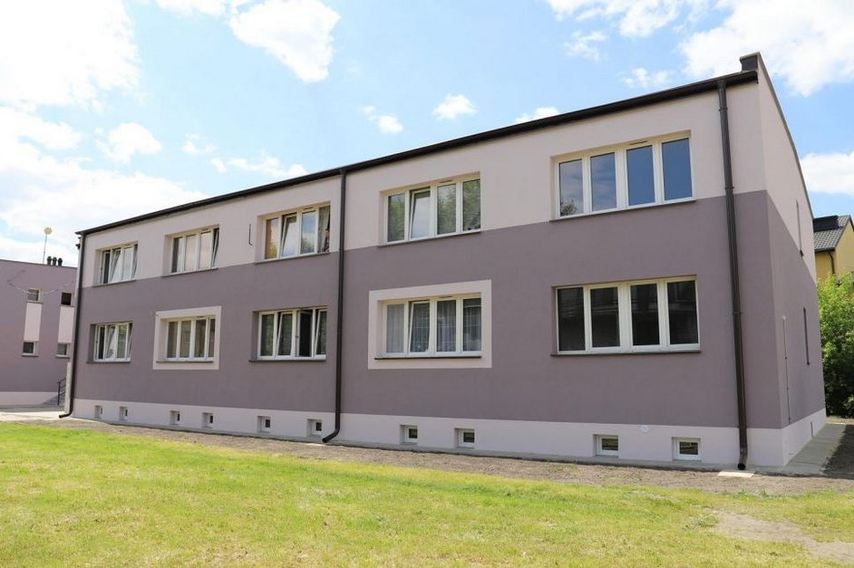 Ostrołęka: Bloki przy Sienkiewicza przeszły modernizację