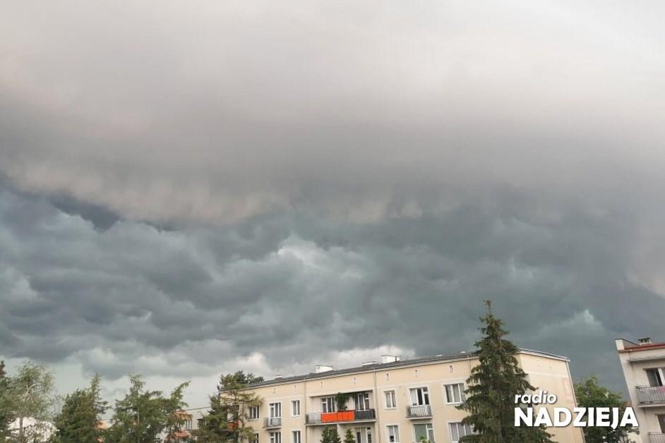 Region: IMGW ostrzega przed burzami