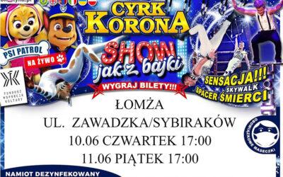 Cyrk Korona – Show jak z bajki