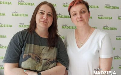 GD: Monika Chrostowska-Korwek i Kasia Szklarz, Caritas Łomża