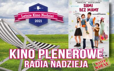 Letnie Kino Nadziei 2021 rusza w drogę