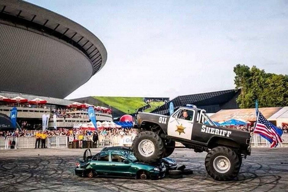 Zambrów: Monster Trucki pojawią się przy targowisku