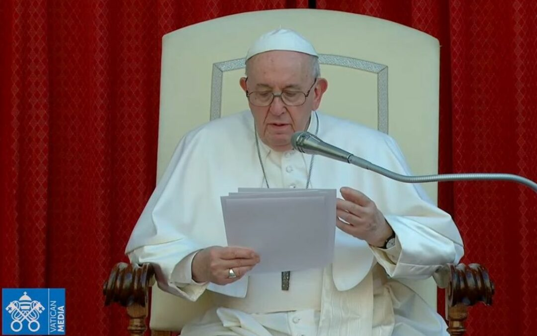 Watykan: Wszystko jest owocem modlitwy