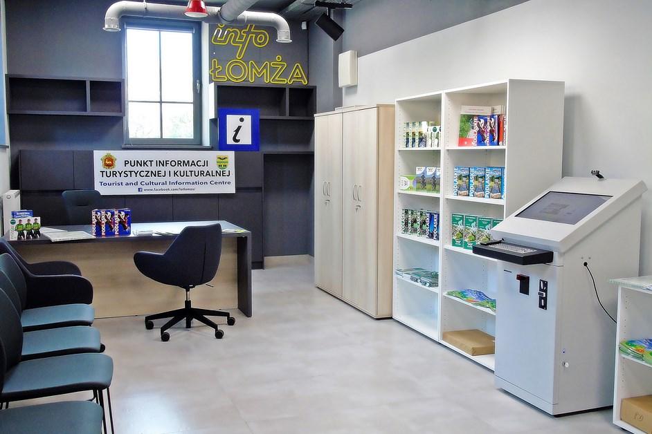 Łomża: Nowa siedziba Punktu Informacji Turystycznej