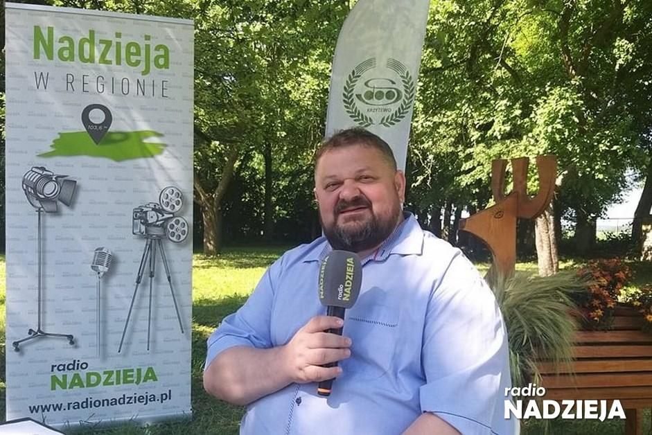 GD: Stanisław Derehajło, wicemarszałek województwa podlaskiego
