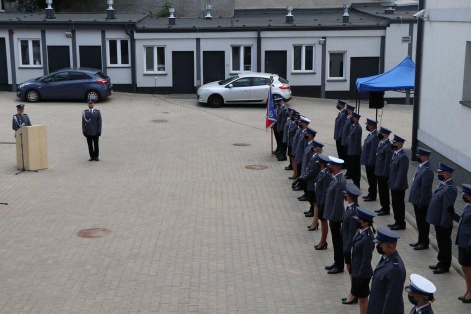 Łomża: Awanse z okazji Święta Policji