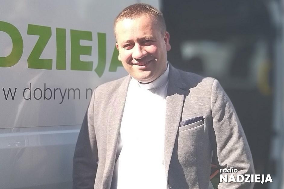 Popołudniówka: ks. Mariusz Szulc, Asystent Kościelny KSM