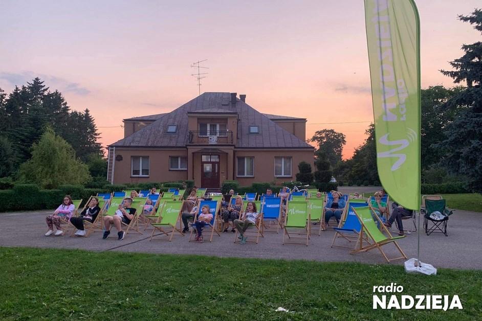 Letnie Kino Nadziei zawitało do Śniadowa