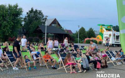 Letnie Kino Nadziei: Nasze leżaki stanęły w Sokołach