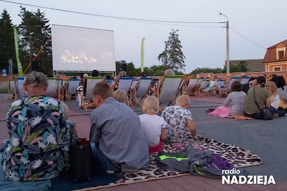 Letnie Kino Nadziei w Szczepankowie