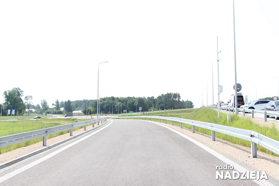 Via Baltica: ZRID na odcinek Podborze-Śniadowo ma być na jesieni