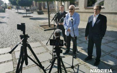 Łomża: Radni PiS przedstawili swoje pomysły na Polski Ład