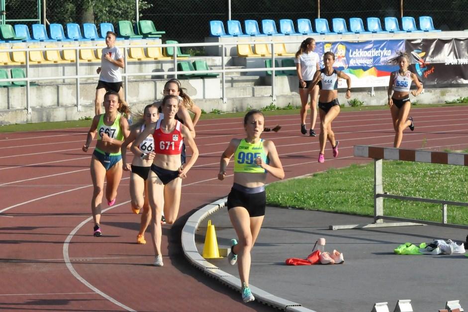Lekkoatletyka: Ostatni sprawdzian formy KS Prefbet-Sonarol przed mistrzostwami