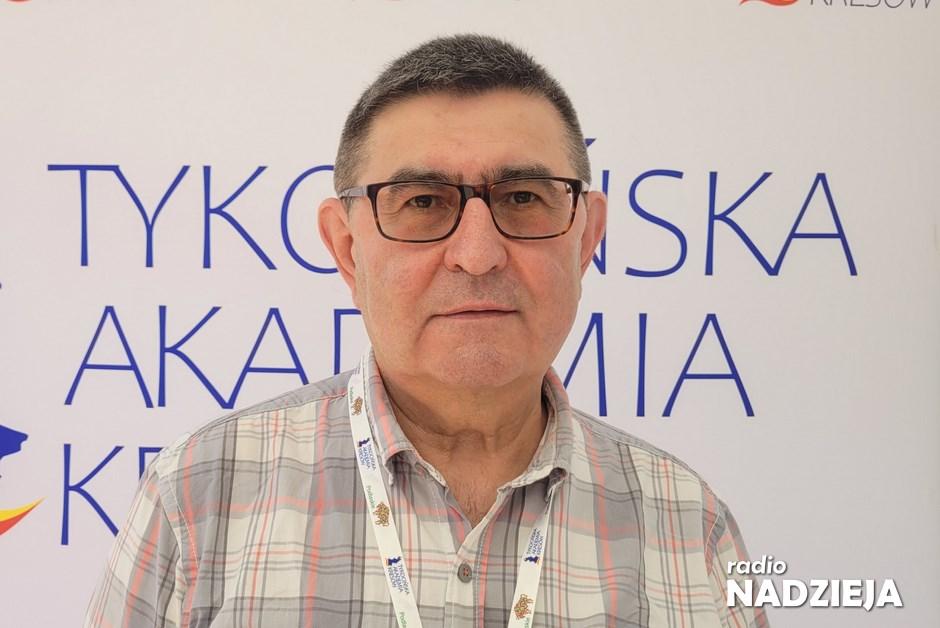 Popołudniówka: Adam Radziszewski, dyrektor Tykocińskiej Akademii Kresów
