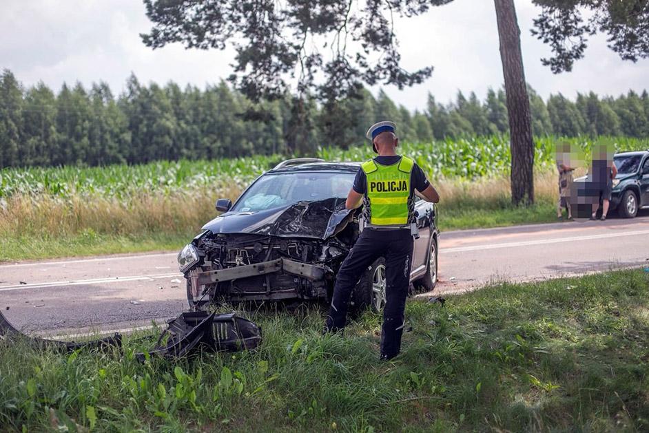 Region: Groźny wypadek pod Podgórzem