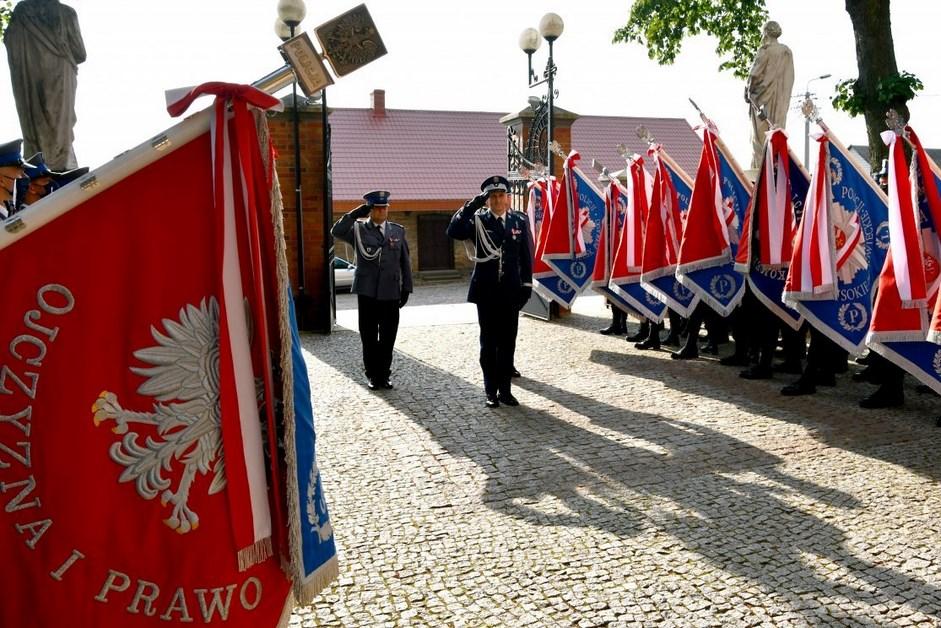 Podlaskie: Województwie obchody Święta Policji