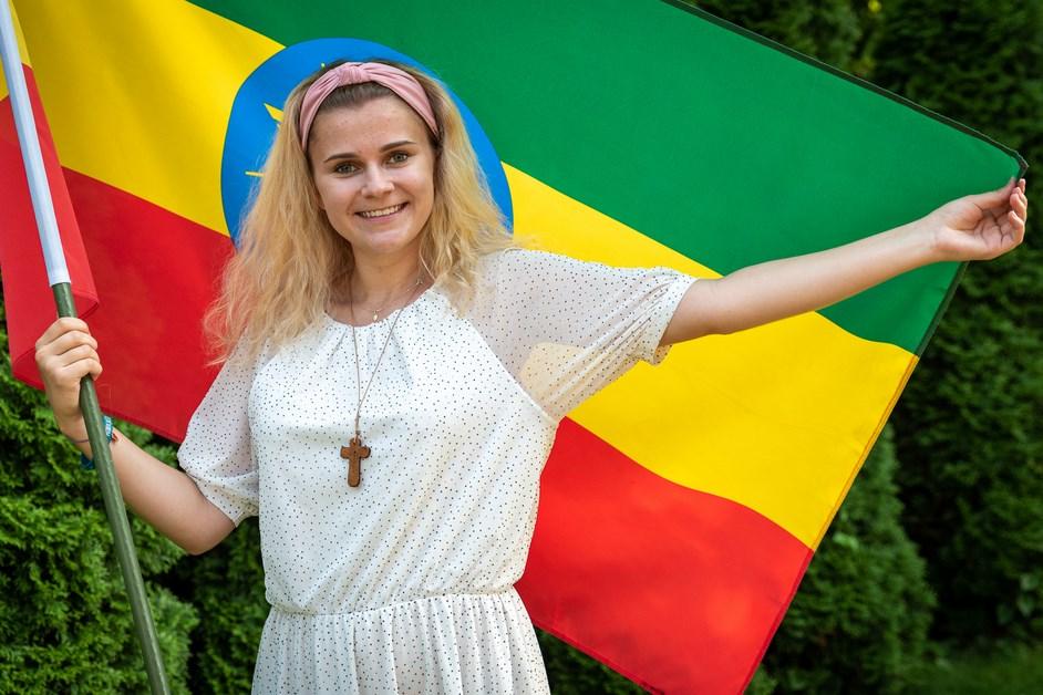 Wiara: Z Ostrołęki do Etiopii