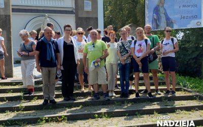 Wiara: Ponad dwustu pielgrzymów pomaszerowało Łomżyńskim Szlakiem Jakubowym