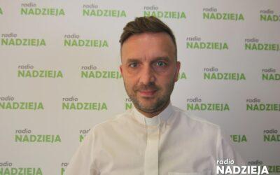 GD: ks. dr Tomasz Olszewski, dyrektor Radia Nadzieja