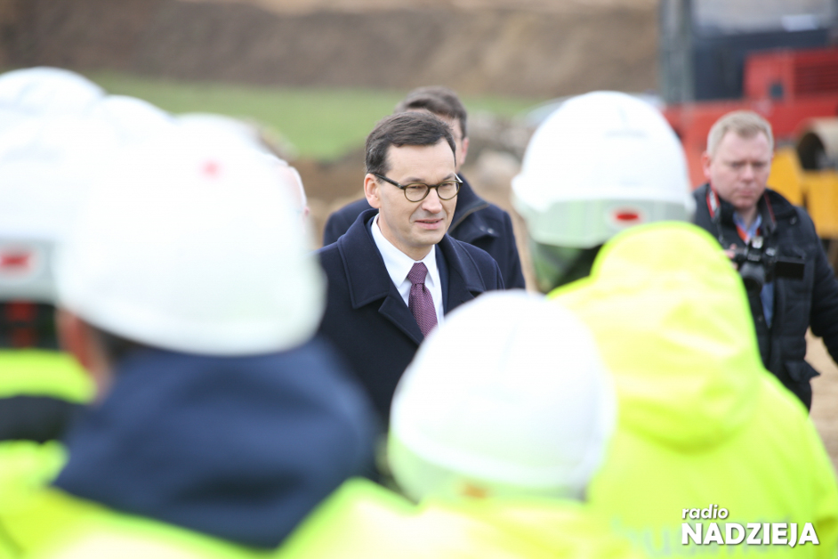 Podlaskie: Premier Morawiecki odwiedzi Tykocin