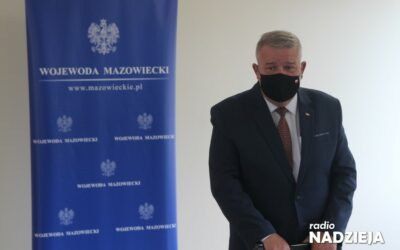 Popołudniówka: Sylwester Dąbrowski, wicewojewoda mazowiecki
