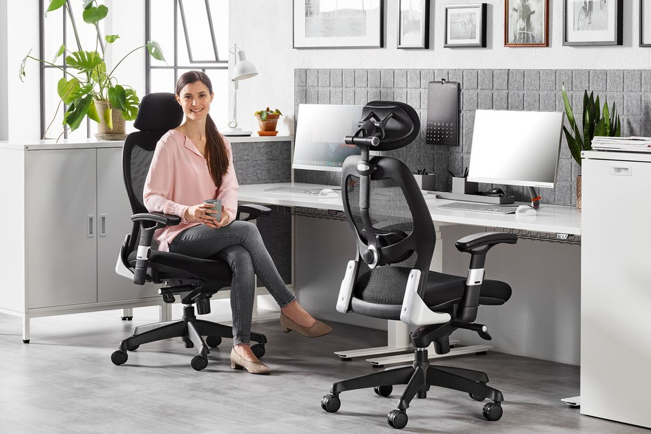 Ergonomiczne wyposażenie biura, czyli jak ćwiczyć w pracy?