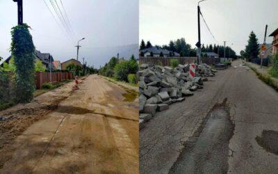 Rzekuń: Na ulicy Bema ruszyła przebudowa