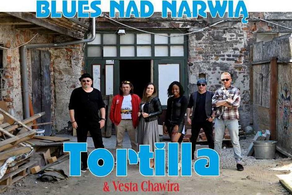 Ostrołęka: Wieczór na plaży z bluesem i Tortillą