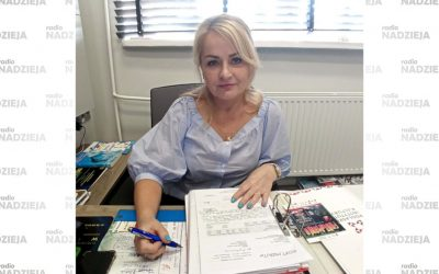 Popołudniówka: Edyta Brzozowska, dyrektor GOK w Piątnicy