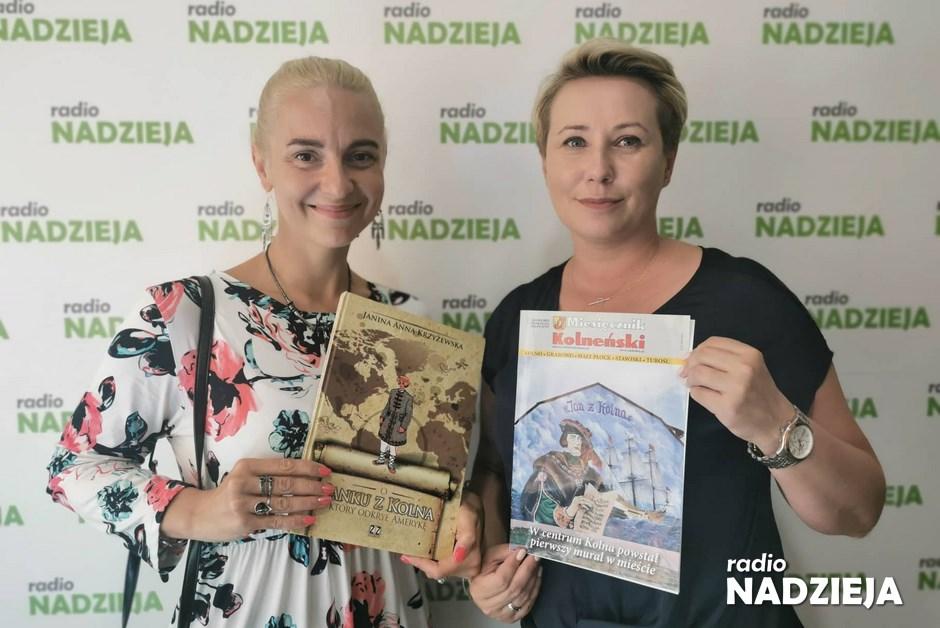 GD: Alicja Szymańska i Anna Podeszwik, KOKIS