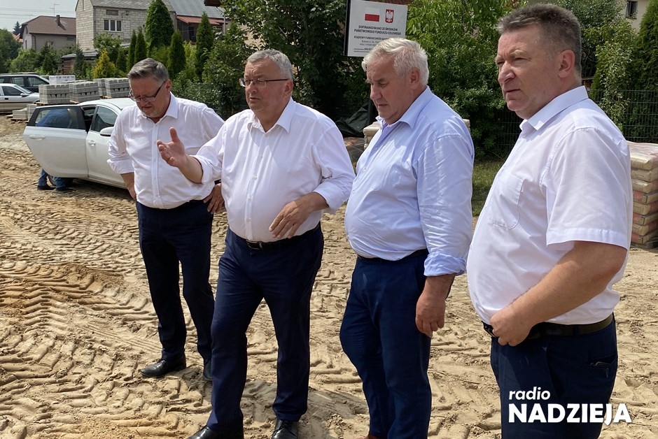 Kolno: Minister Adamczyk wspiera realizację obwodnicy