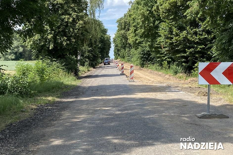 Powiat łomżyński: Ruszyły prace na trasie Wizna-Jedwabne