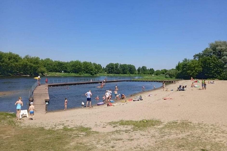 Ostrołęka: Kąpielisko miejskie zostanie pogłębione