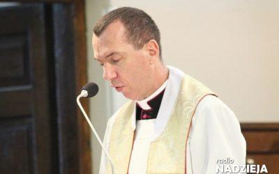 Popołudniówka: ks. Jan Pieńkosz, kustosz Sanktuarium Matki Pocieszenia