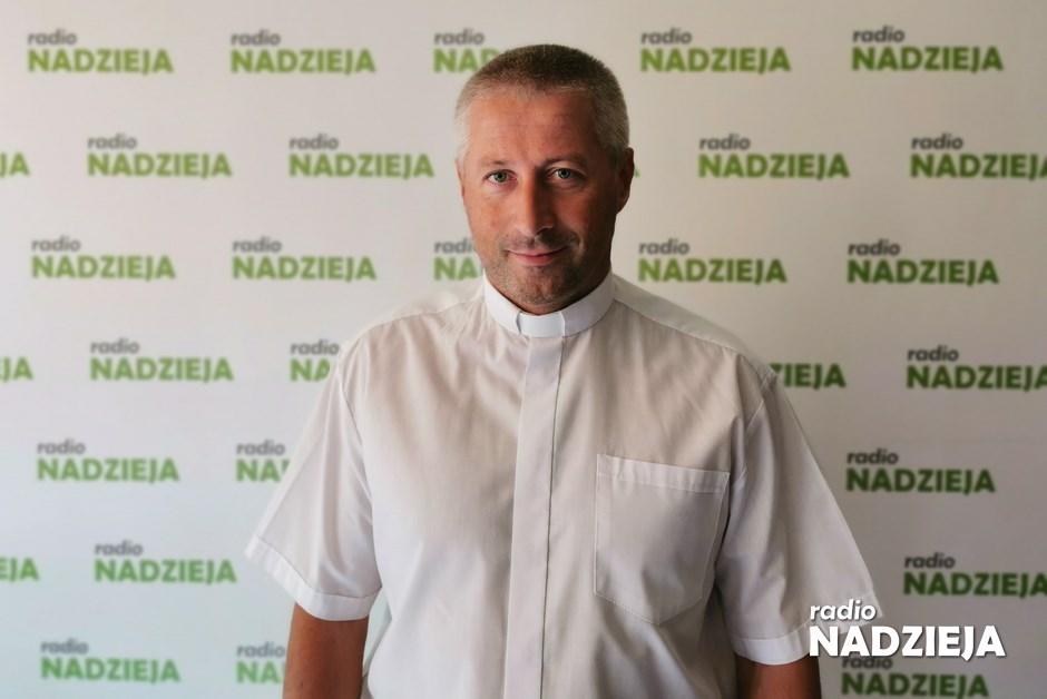 GD: ks. Wiesław Ołowski, kierownik Pieszej Pielgrzymki Łomżyńskiej na Jasną Górę