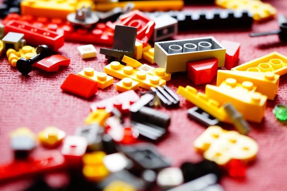 Łomża: Dzień z klockami LEGO