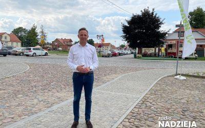Mariusz Dudziński: Tykocin staje się modny
