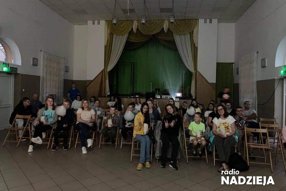 Objazdowe kino Radia Nadzieja wyruszyło w trasę!