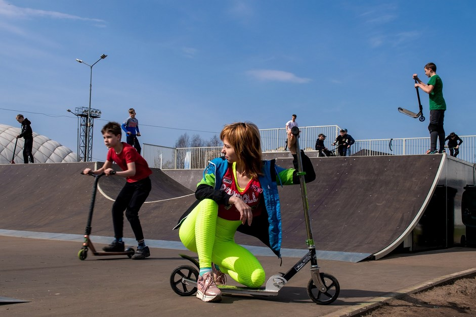 Rzekuń: Powstanie skate park