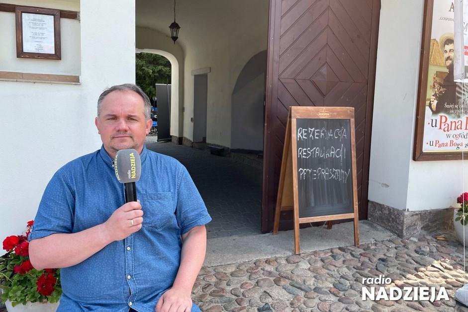 GD: Tomasz Filipczak, dyrektor artystyczny festiwalu Tykocin. Królewskie Śpiewanie