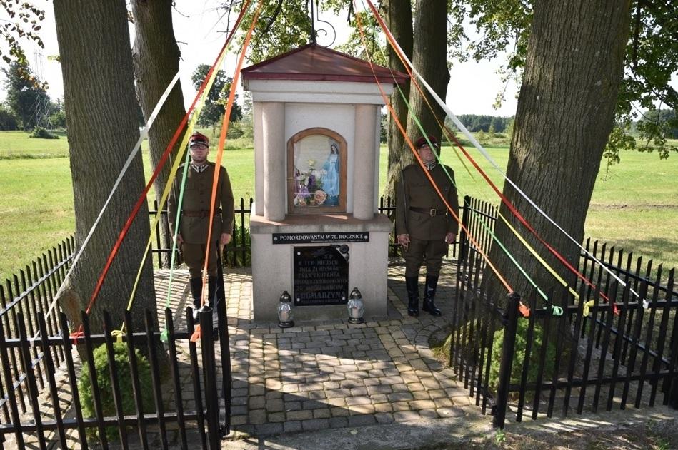 Gmina Kolno: Upamiętnili pomordowanych w Starym Gromadzynie