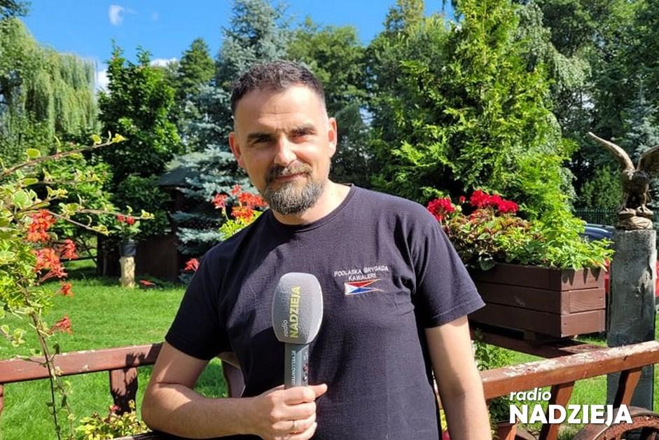 Popołudniówka: Marcin Sekściński, wicewojewoda podlaski