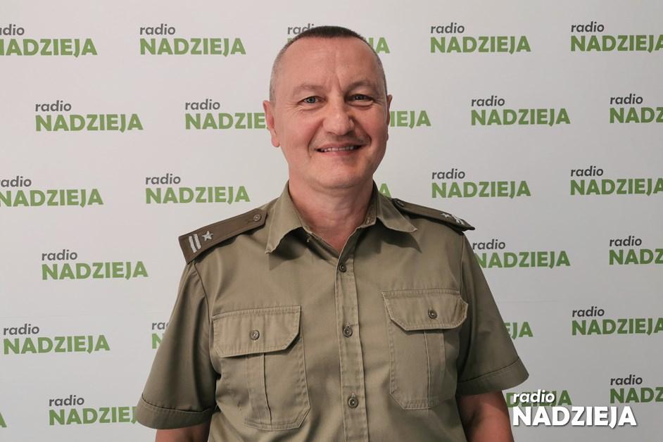 GD: mjr Dariusz Mioduszewski, Wojskowa Komenda Uzupełnień w Łomży