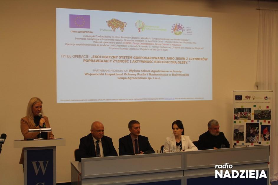 Region: WSA z SDOO w Krzyżewie promują zdrową żywność