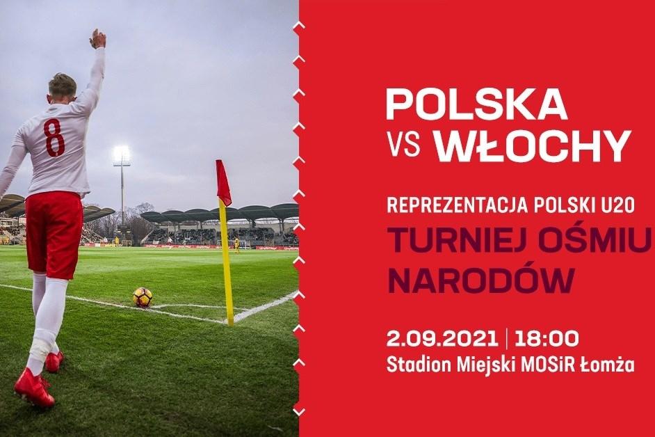 Piłka nożna: Odbierz bilety na mecz Polska vs. Włochy