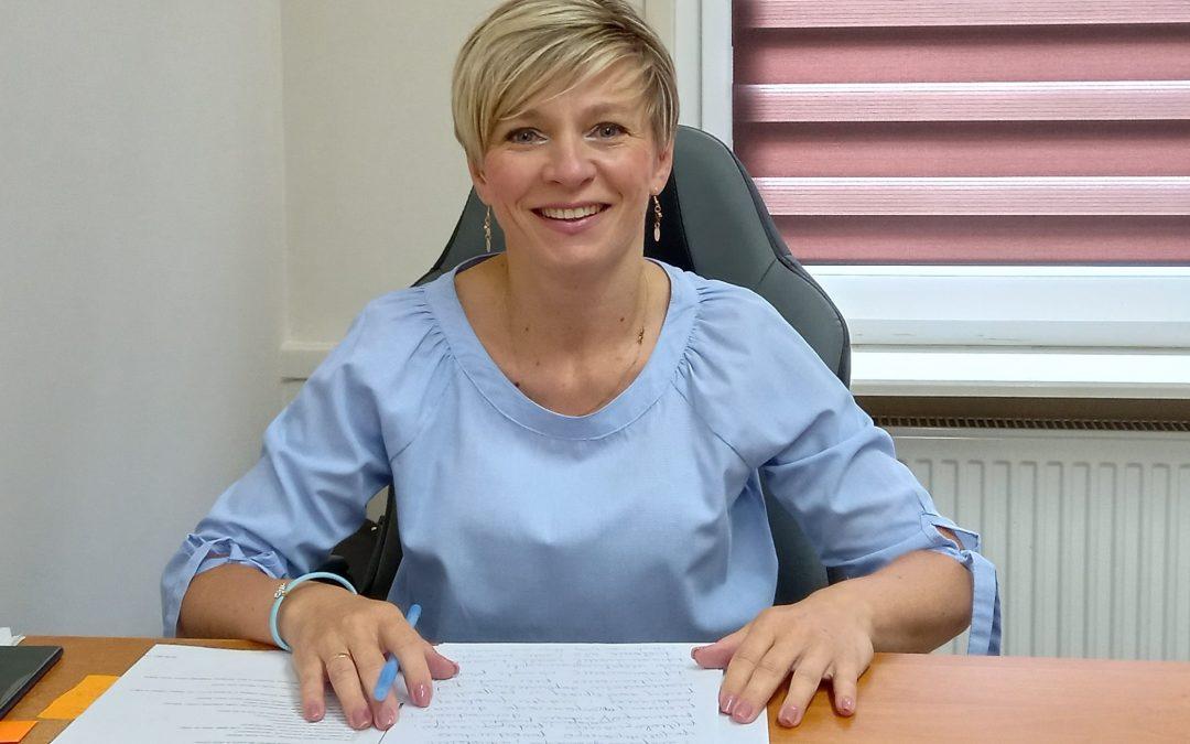 GD: Edyta Pędzich, dyrektor PCPR Ostrołęka