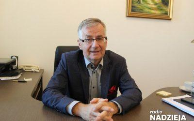 Popołudniówka: Tadeusz Wiśniewski, dyrektor Ostrołęckiego Centrum Kultury