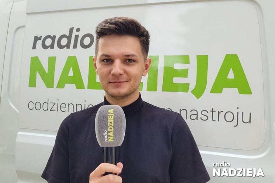Popołudniówka: Krystian Piekarski, diakon